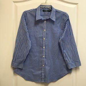 Lauren Ralph Lauren cotton top